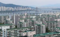首尔的公寓价格没有下降的迹象