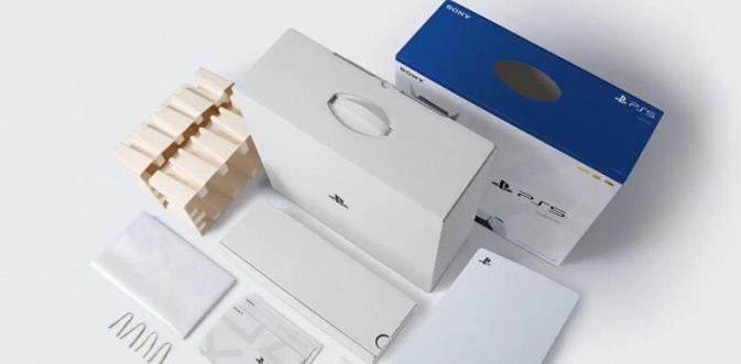 索尼PlayStation 5收到了更环保的包装